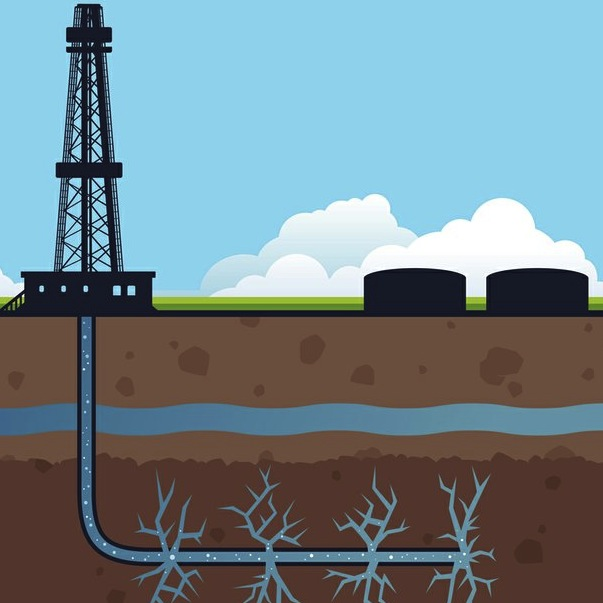 Hydraulic fracturing (fracking) 2013